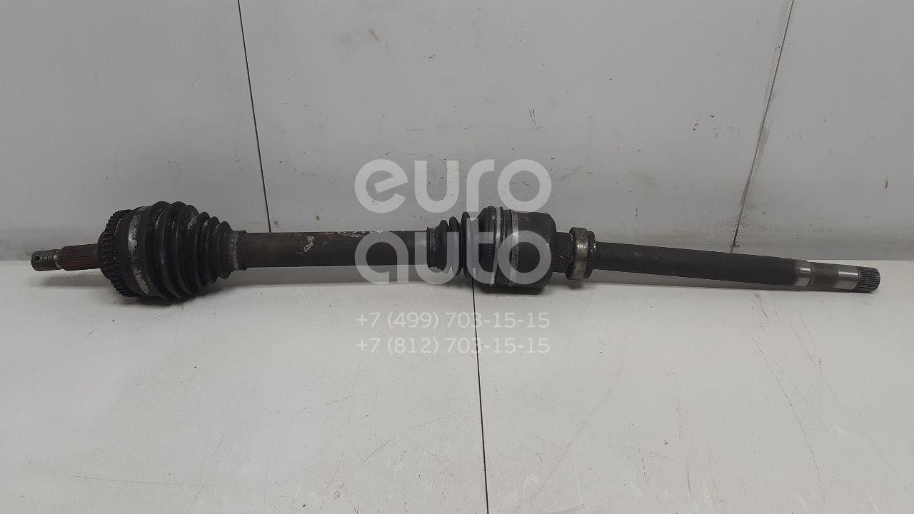 Полуось передняя правая для Peugeot 607 2000-2010 - Фото №1