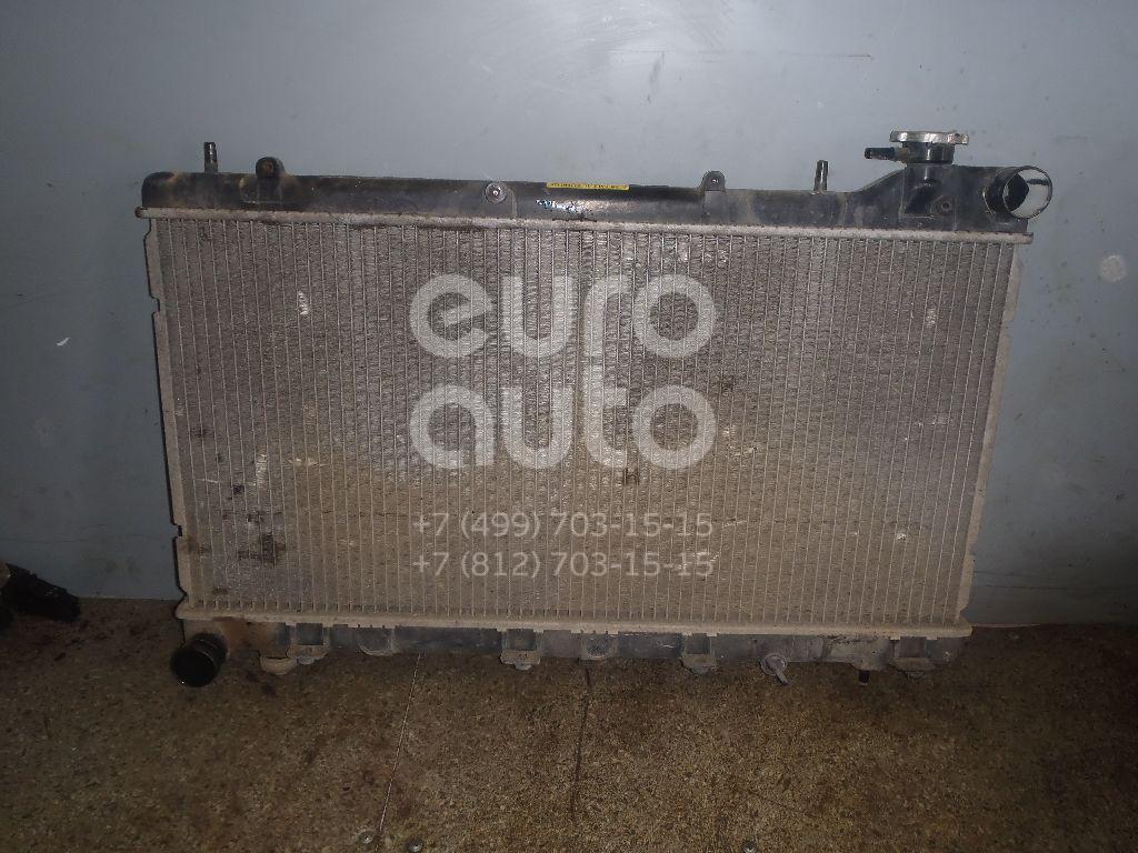 Радиатор основной для Subaru Forester (S10) 1997-2000;Impreza (G10) 1993-1996;Impreza (G10) 1996-2000;Forester (S10) 2000-2002 - Фото №1