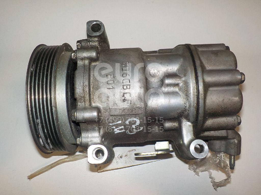 Компрессор системы кондиционирования для Citroen,Peugeot C3 2009-2016;C2 2003-2008;1007 2005-2009;C3 2002-2009 - Фото №1
