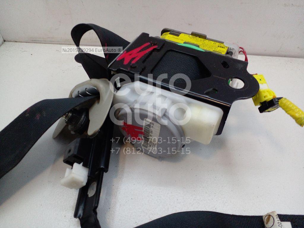 Ремень безопасности с пиропатроном для Toyota Auris (E15) 2006-2012 - Фото №1