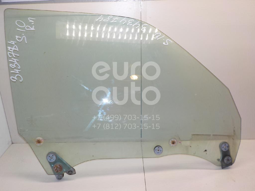 Стекло двери передней правой для Subaru Forester (S10) 1997-2000;Forester (S10) 2000-2002 - Фото №1