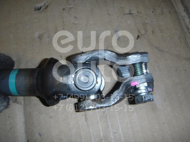 Кардан рулевой для Toyota Yaris 2005-2011 - Фото №1