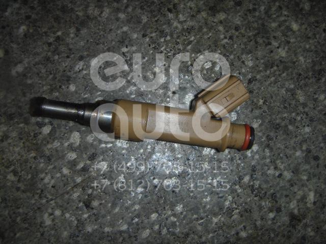 Форсунка инжекторная электрическая для Toyota Auris (E15) 2006-2012 - Фото №1
