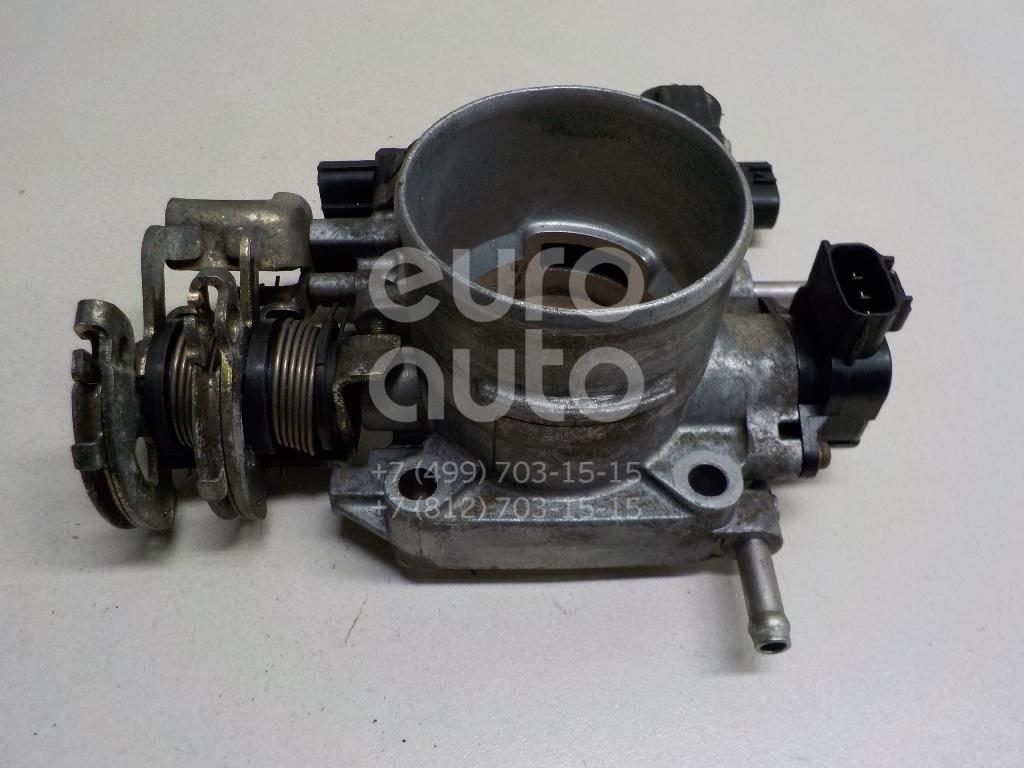 Заслонка дроссельная механическая для Subaru Forester (S10) 1997-2000 - Фото №1