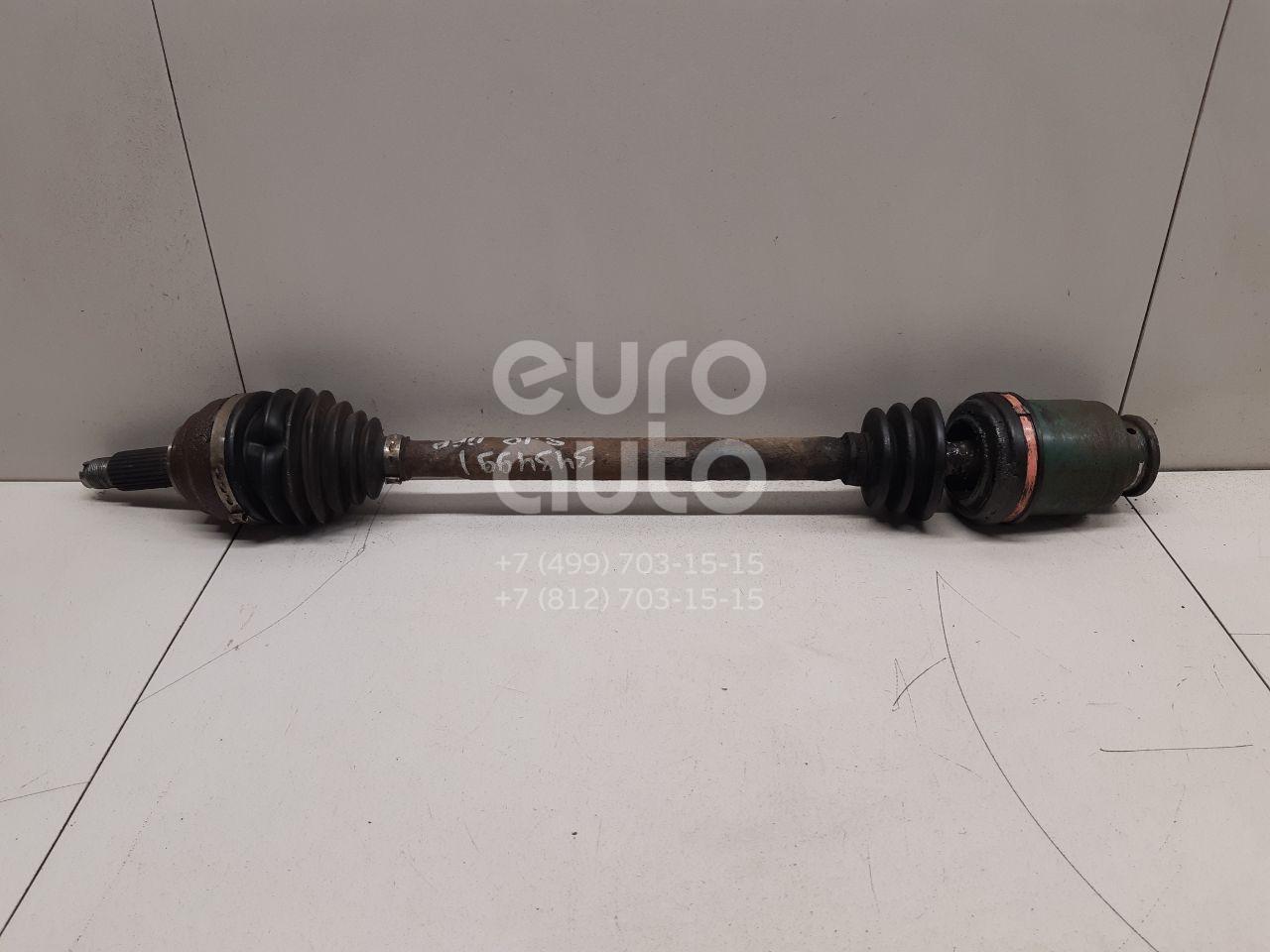 Полуось передняя для Subaru Forester (S10) 1997-2000 - Фото №1