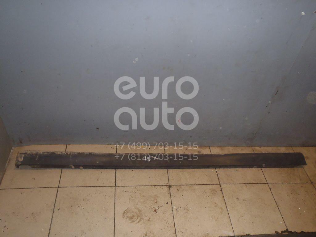 Накладка на порог (наружная) для Subaru Forester (S10) 1997-2000;Forester (S10) 2000-2002 - Фото №1