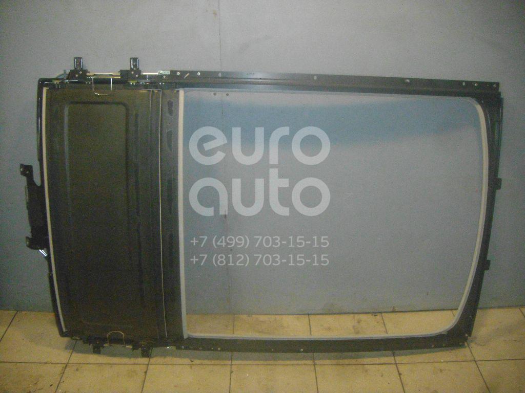 Люк в сборе электрический для Nissan Qashqai (J10) 2006-2014 - Фото №1