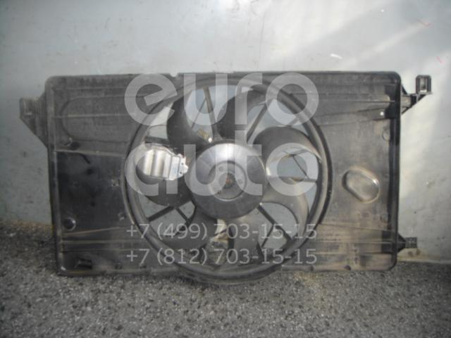 Вентилятор радиатора для Mazda Mazda 3 (BK) 2002-2009 - Фото №1
