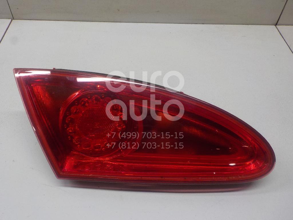 Купить Фонарь задний внутренний левый Seat Leon (1P1) 2005-2013; (1P0945107D)