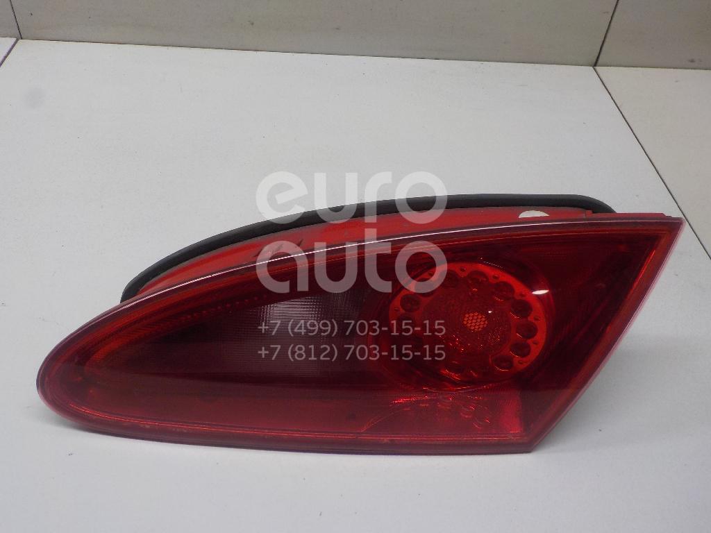 Фонарь задний внутренний правый Seat Leon (1P1) 2005-2013; (1P0945108D)  - купить со скидкой
