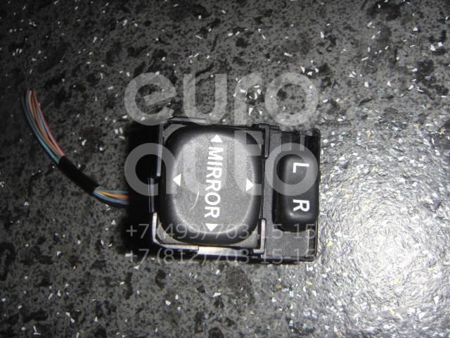 Переключатель регулировки зеркала для Toyota Yaris 2005-2011;Auris (E15) 2006-2012;CorollaVerso 2004-2009 - Фото №1