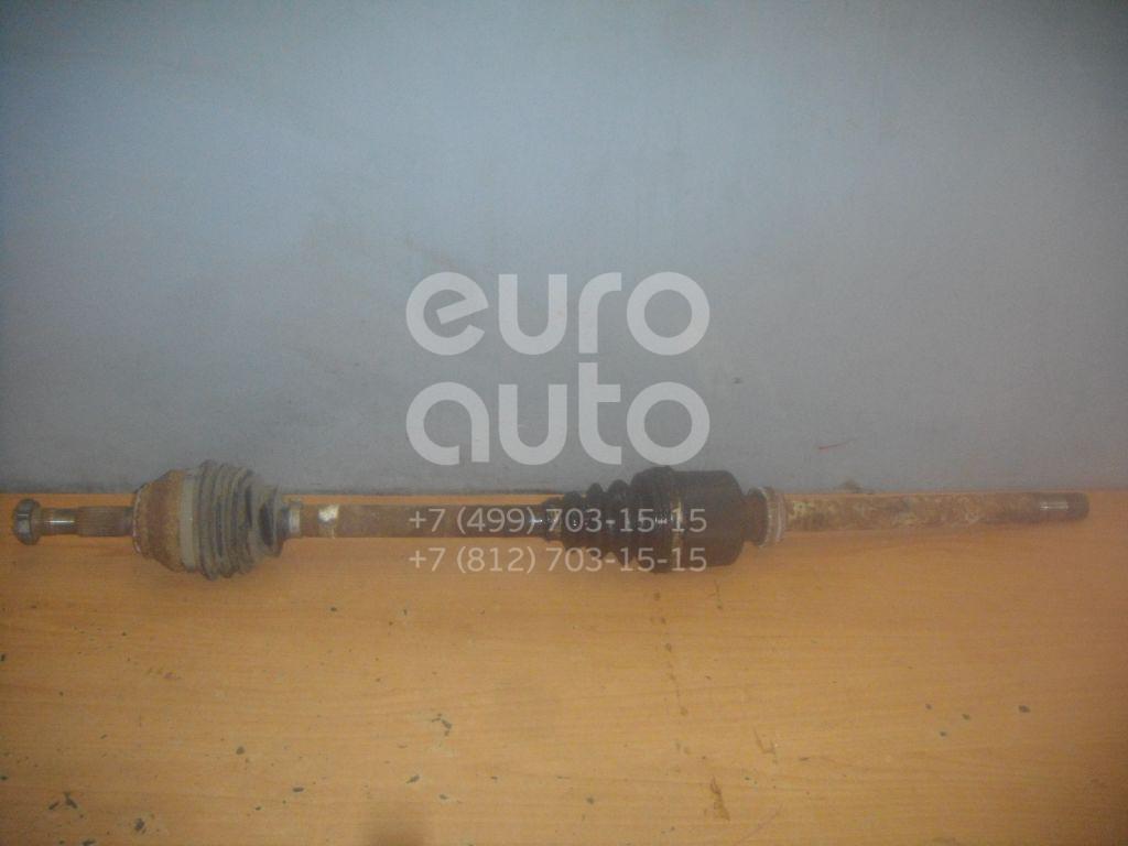 Полуось передняя правая для Fiat,Peugeot,Citroen Ducato 244 (+ЕЛАБУГА) 2002-2006;Boxer 244 2002-2005;Jumper 244 2002-2006 - Фото №1