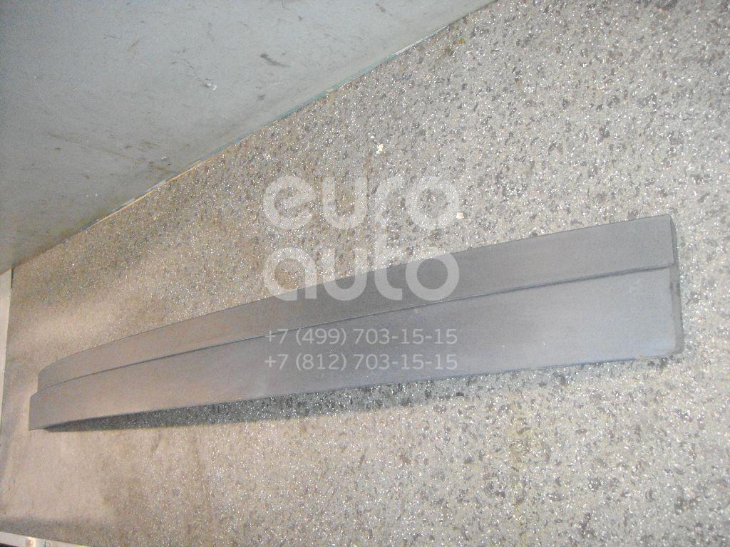 Накладка двери багажника для BMW X3 E83 2004-2010 - Фото №1