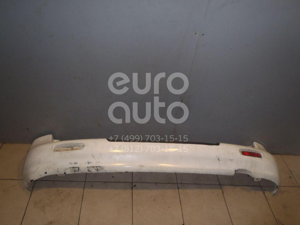 Бампер задний для Hyundai Starex H1 1997-2007 - Фото №1