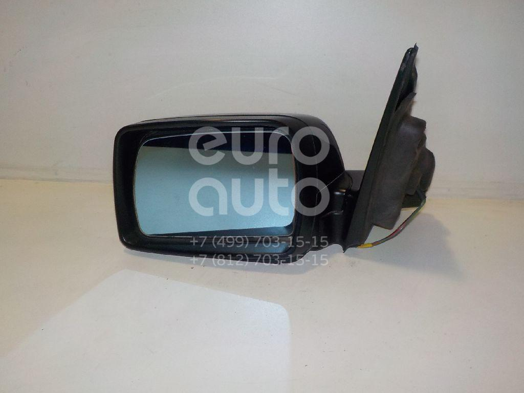 Зеркало левое электрическое для BMW X5 E53 2000-2007 - Фото №1