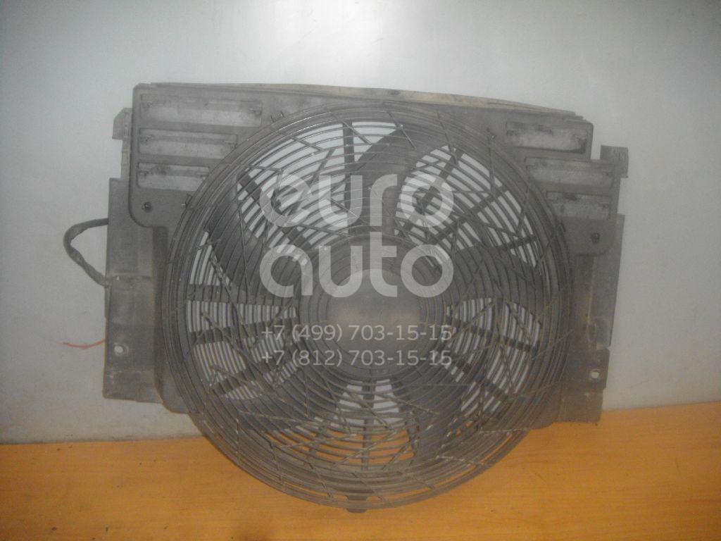 Вентилятор радиатора для BMW X5 E53 2000-2007 - Фото №1