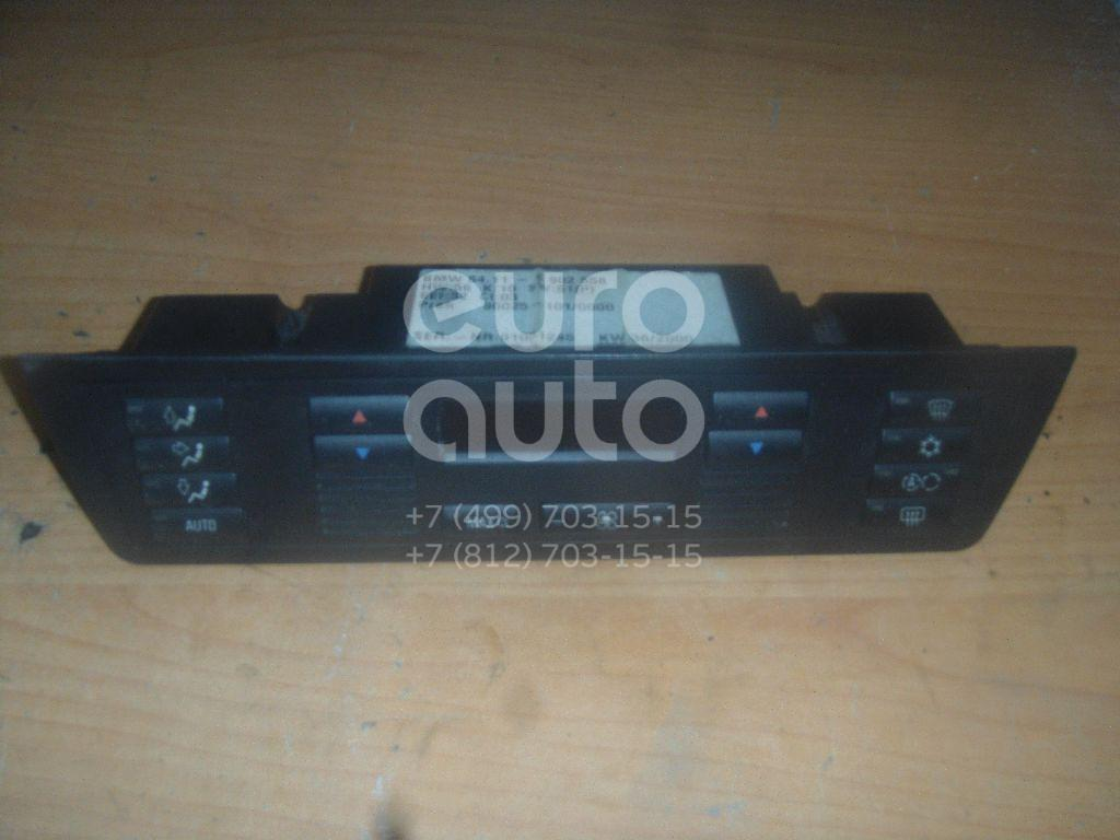 Блок управления климатической установкой для BMW X5 E53 2000-2007 - Фото №1