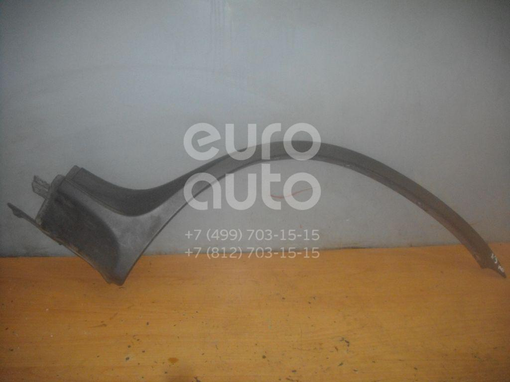Накладка заднего крыла левого для BMW X5 E53 2000-2007 - Фото №1