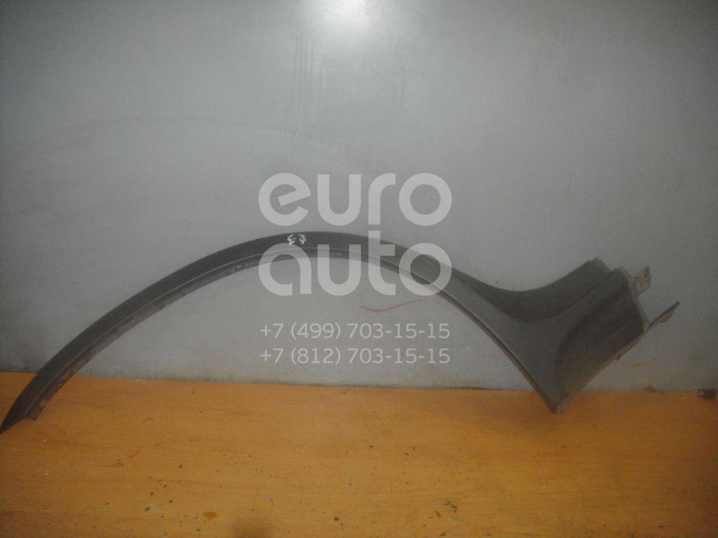 Накладка заднего крыла правого для BMW X5 E53 2000-2007 - Фото №1