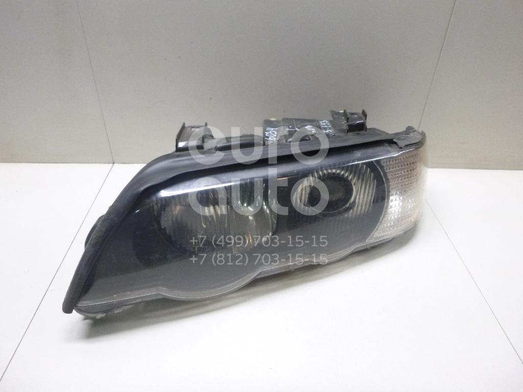 Фара левая для BMW X5 E53 2000-2007 - Фото №1