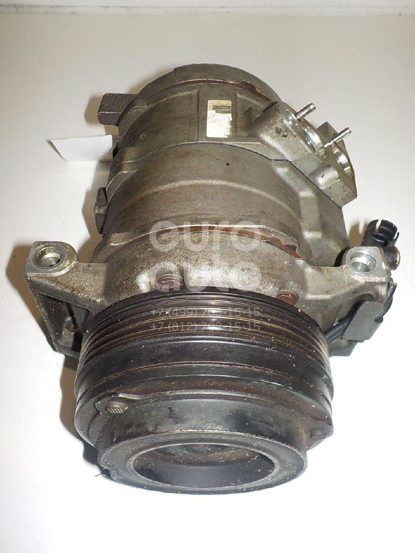 Компрессор системы кондиционирования для BMW,Land Rover X5 E53 2000-2007;Range Rover III (LM) 2002-2012 - Фото №1