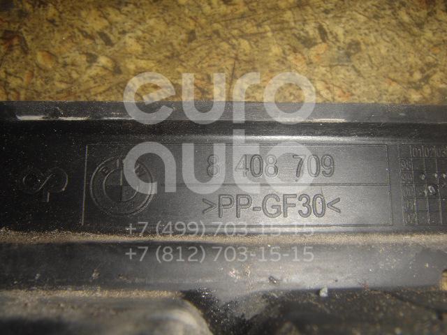 Накладка на порог (наружная) для BMW X5 E53 2000-2007 - Фото №1
