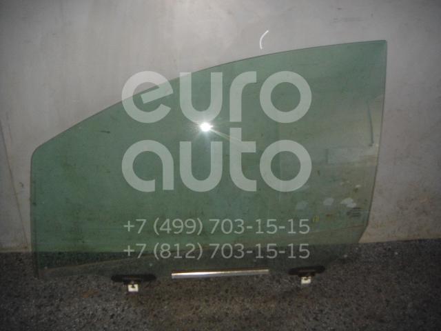 Стекло двери передней левой для Toyota Yaris 2005-2011 - Фото №1