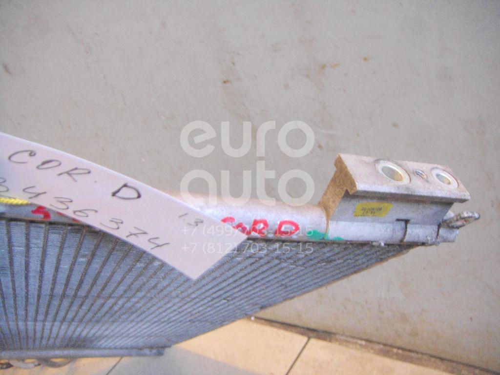 Радиатор кондиционера (конденсер) для Opel Corsa D 2006-2015 - Фото №1