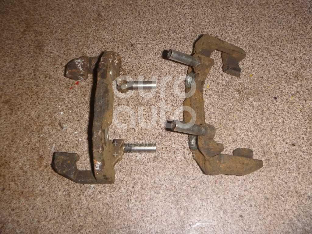 Скоба суппорта переднего для Ford Fiesta 2001-2008 - Фото №1