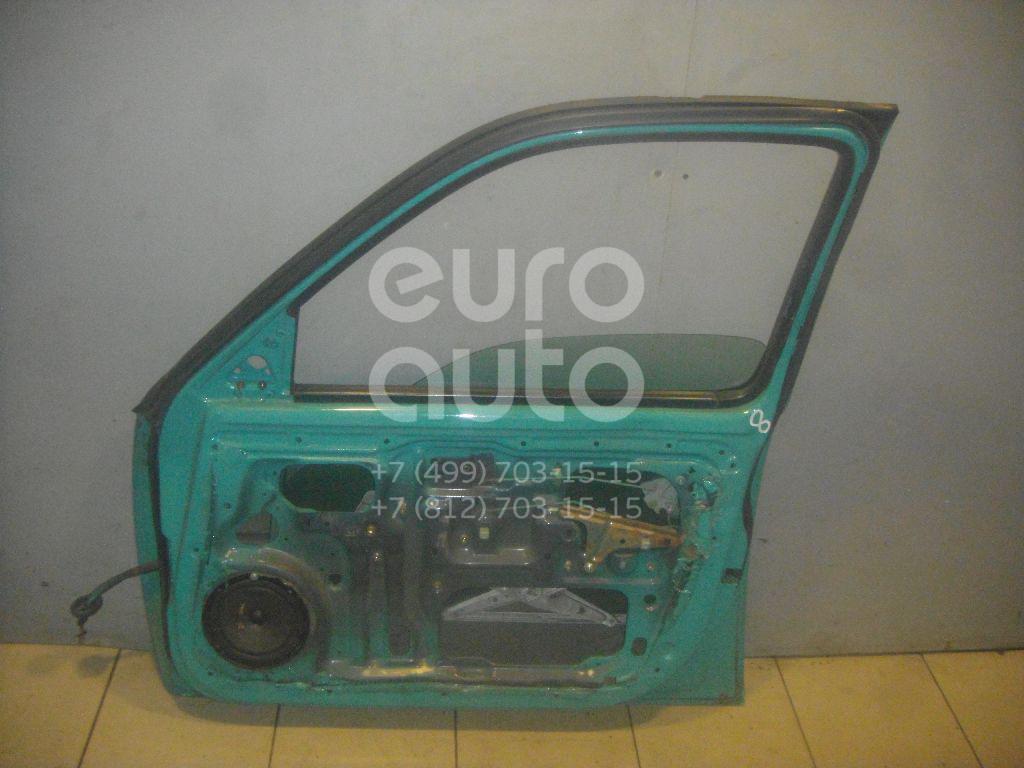 Дверь передняя правая для Nissan Micra (K11E) 1992-2002 - Фото №1