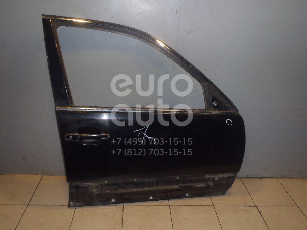 Дверь передняя правая для Lexus LS 430 (UCF30) 2000-2006 - Фото №1