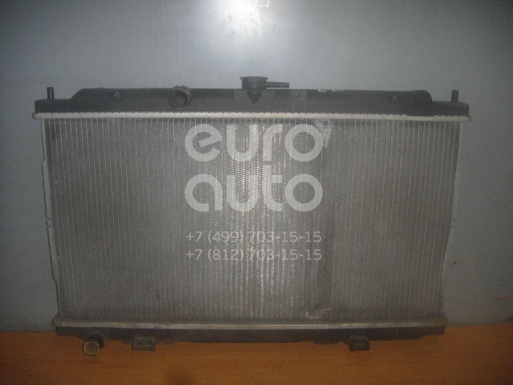 Радиатор основной для Nissan Primera P12E 2002-2007 - Фото №1