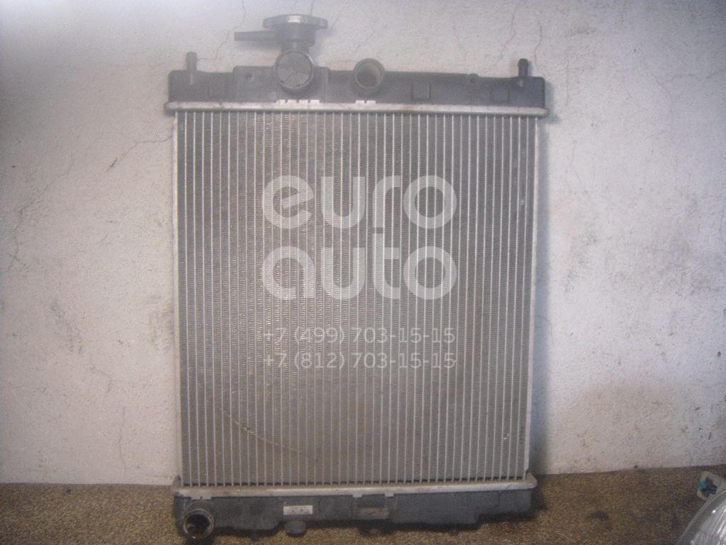 Радиатор основной для Nissan Micra (K11E) 1992-2002 - Фото №1