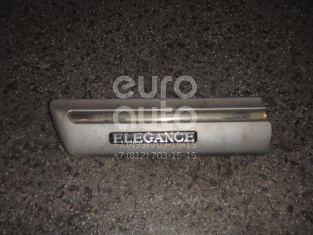 Молдинг переднего левого крыла для Mercedes Benz W210 E-Klasse 2000-2002;W210 E-Klasse 1995-2000 - Фото №1