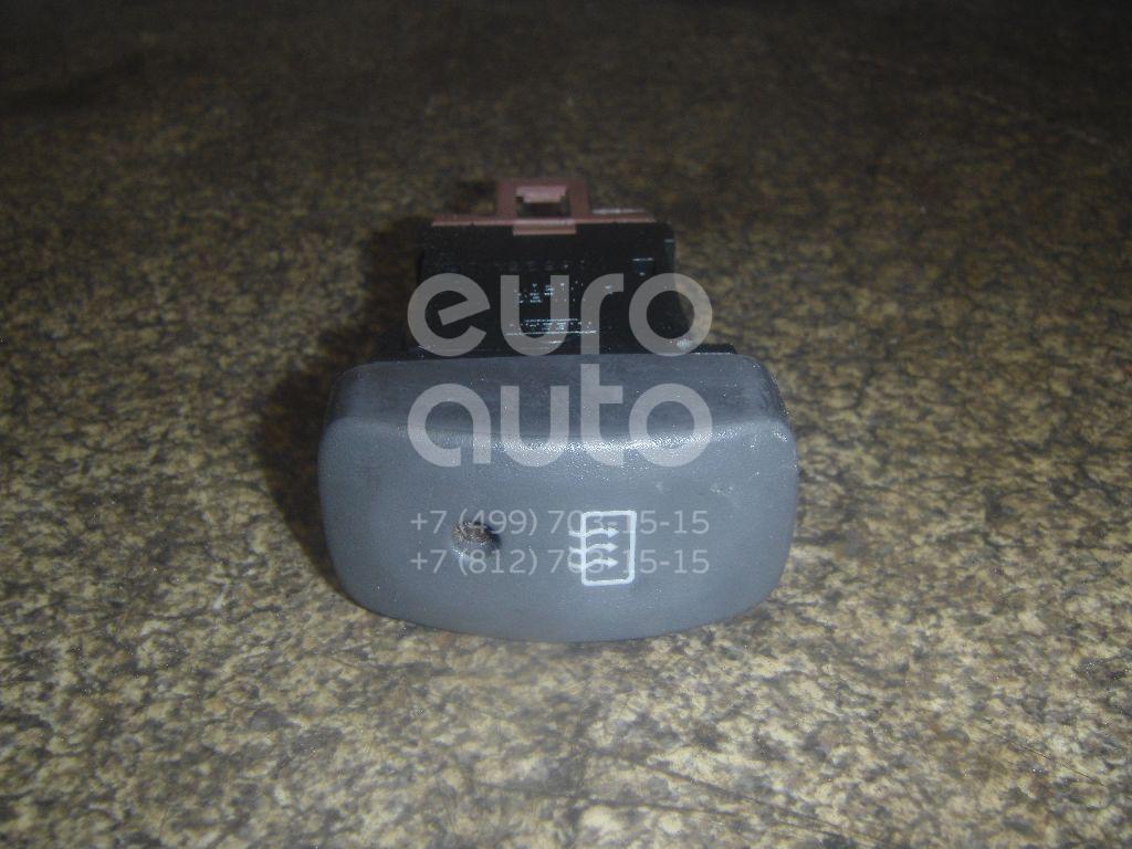 Кнопка обогрева заднего стекла для Nissan Micra (K11E) 1992-2002 - Фото №1