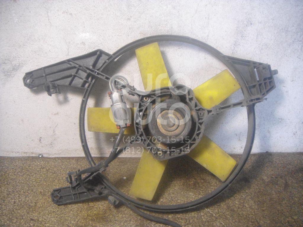 Вентилятор радиатора для Nissan Micra (K11E) 1992-2002 - Фото №1
