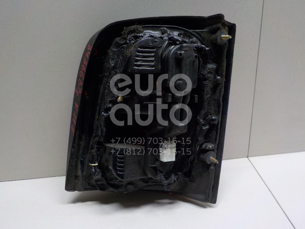 Фонарь задний левый для Nissan Micra (K11E) 1992-2002 - Фото №1