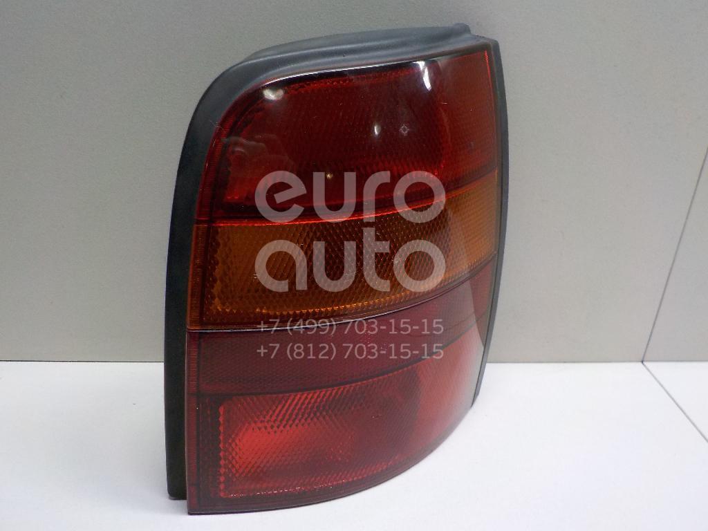 Фонарь задний правый для Nissan Micra (K11E) 1992-2002 - Фото №1