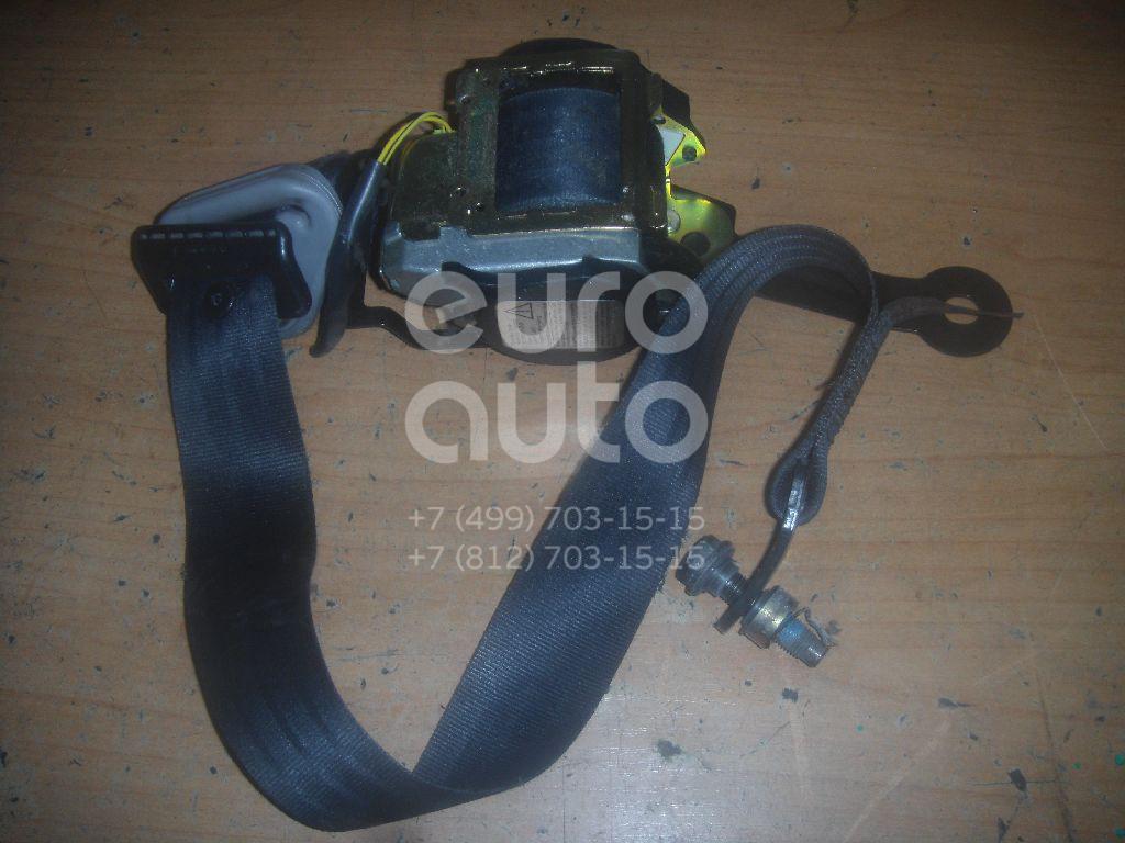 Ремень безопасности с пиропатроном для Nissan Primera P12E 2002-2007 - Фото №1