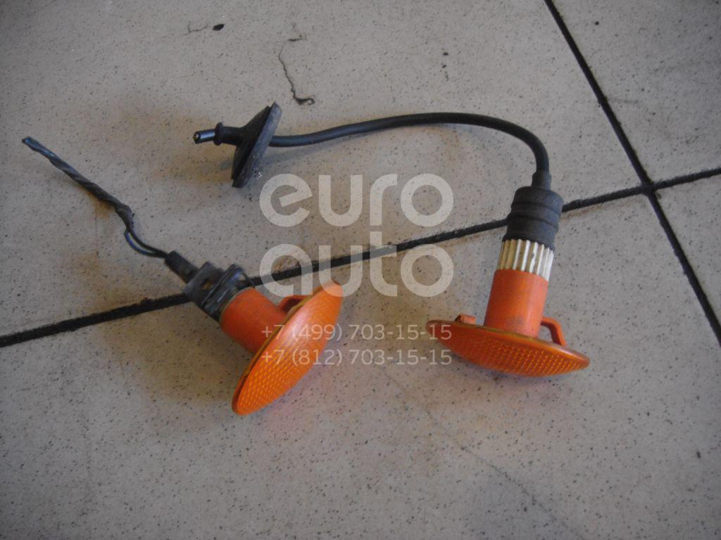 Повторитель поворота желтый для Ford Fiesta 1995-2000 - Фото №1
