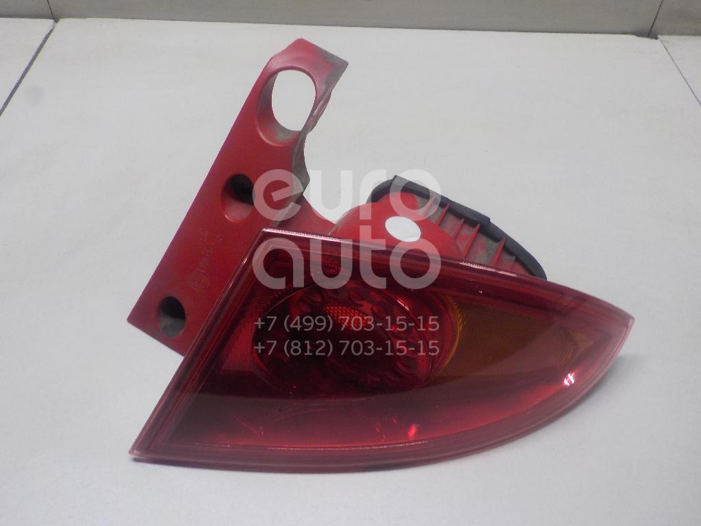 Купить Фонарь задний наружный правый Seat Leon (1P1) 2005-2013; (1P0945112C)