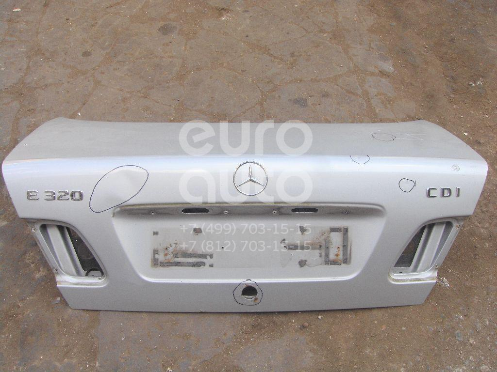 Крышка багажника для Mercedes Benz W210 E-Klasse 2000-2002 - Фото №1