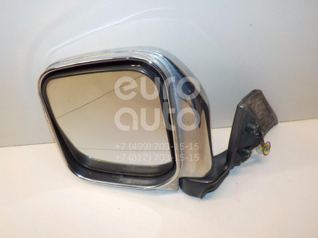 Зеркало левое электрическое для Mitsubishi Pajero/Montero Sport (K9) 1997-2008 - Фото №1