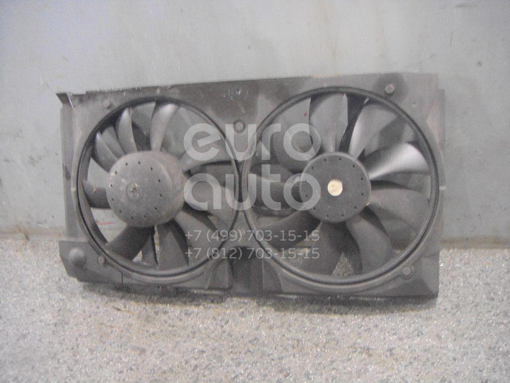 Вентилятор радиатора для Mercedes Benz W210 E-Klasse 2000-2002 - Фото №1