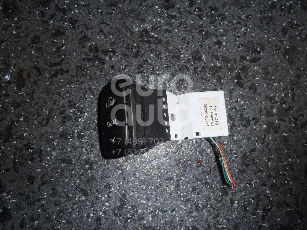 Кнопка многофункциональная для Lexus LS 430 (UCF30) 2000-2006 - Фото №1