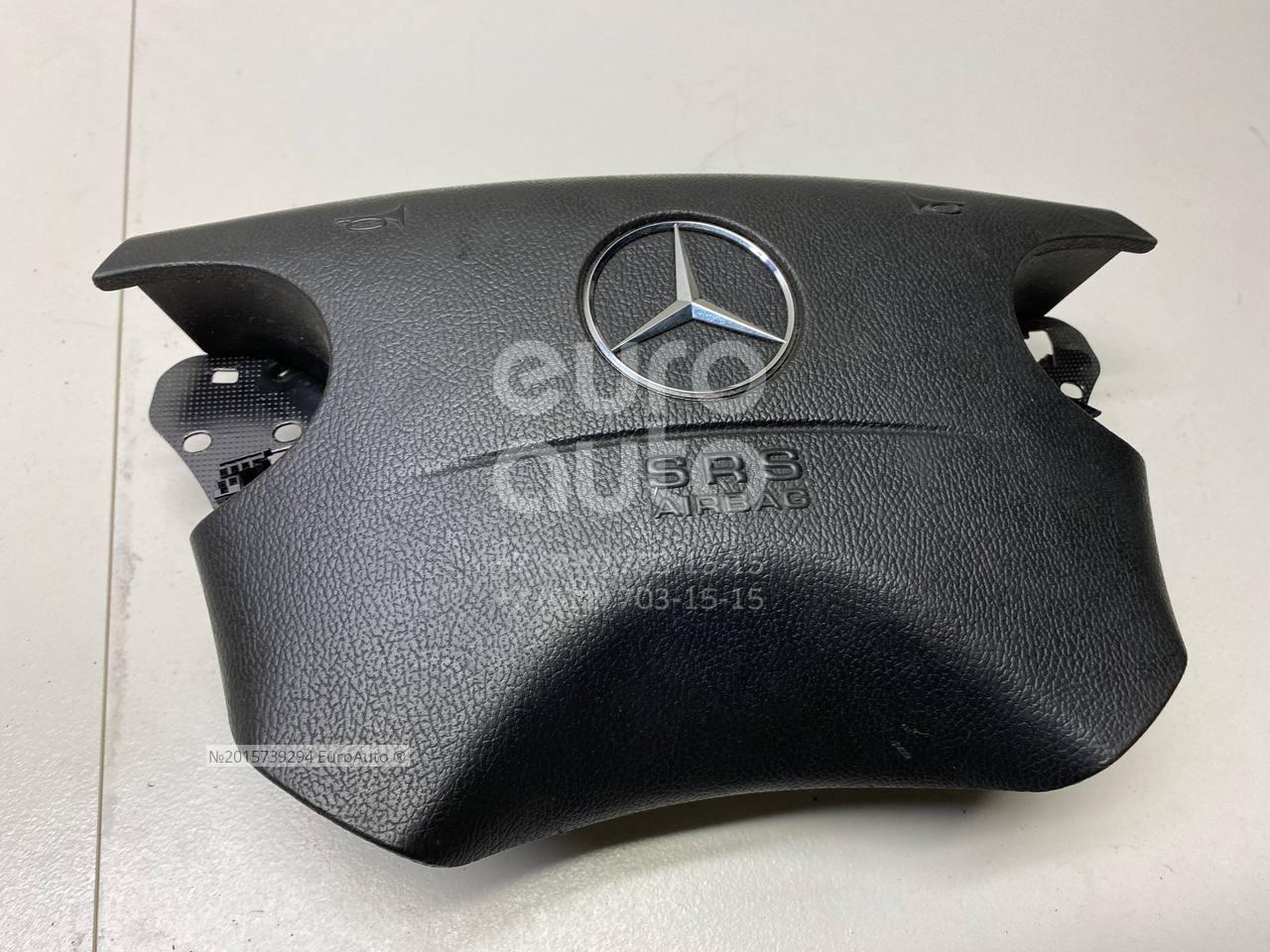 Подушка безопасности в рулевое колесо для Mercedes Benz W210 E-Klasse 2000-2002 - Фото №1