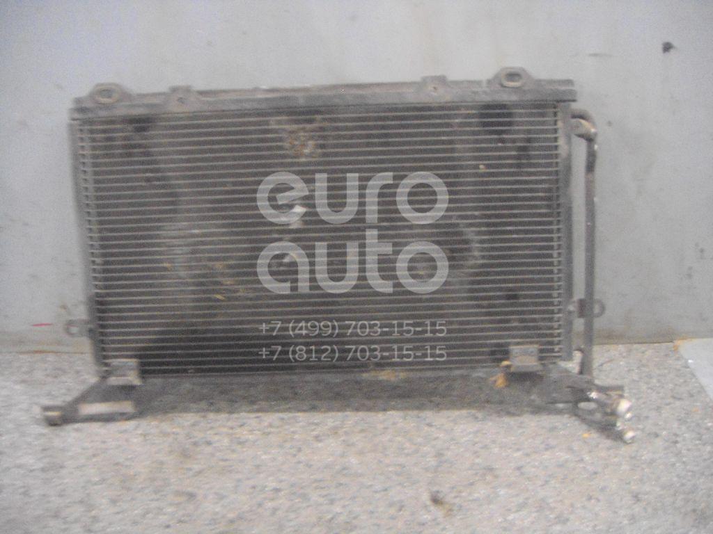 Радиатор кондиционера (конденсер) для Mercedes Benz W210 E-Klasse 2000-2002;W210 E-Klasse 1995-2000 - Фото №1