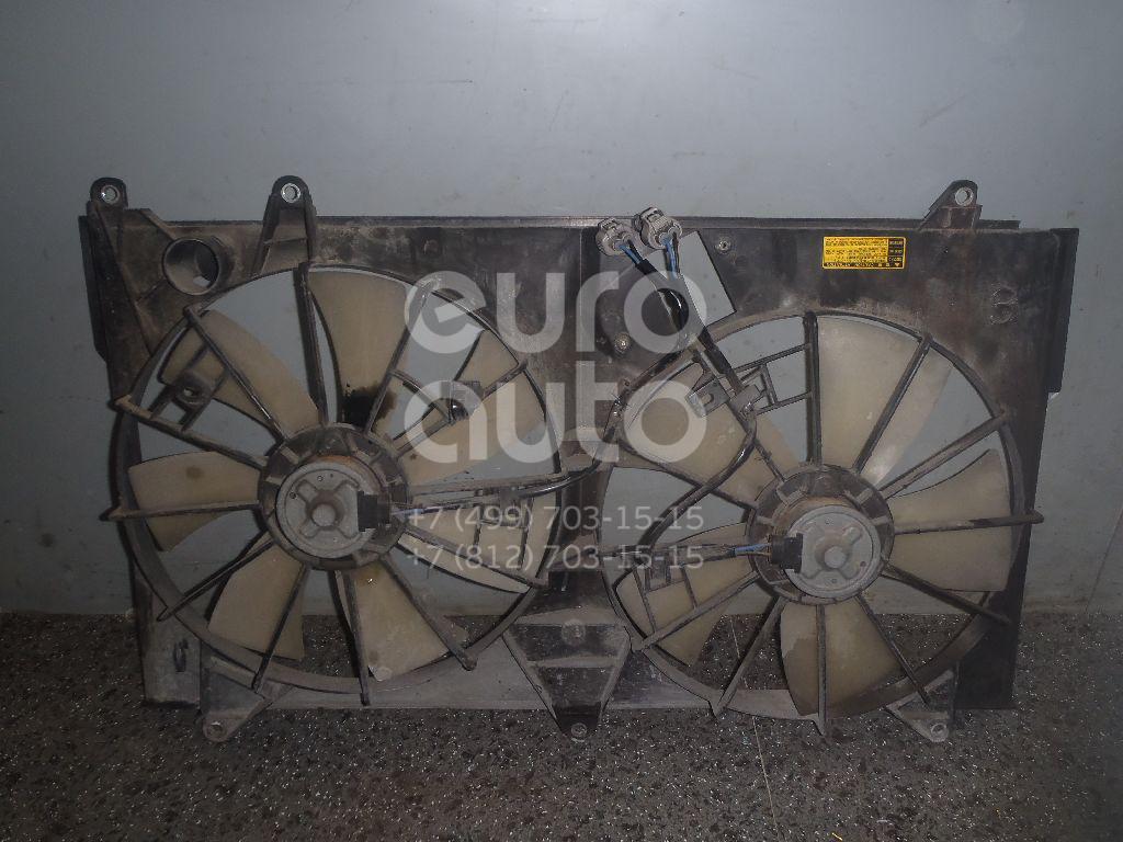 Вентилятор радиатора для Lexus LS 430 (UCF30) 2000-2006 - Фото №1
