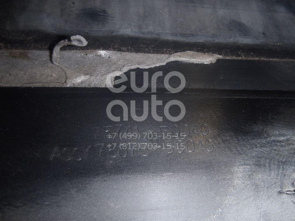 Накладка двери задней правой для Lexus LS 430 (UCF30) 2000-2006 - Фото №1