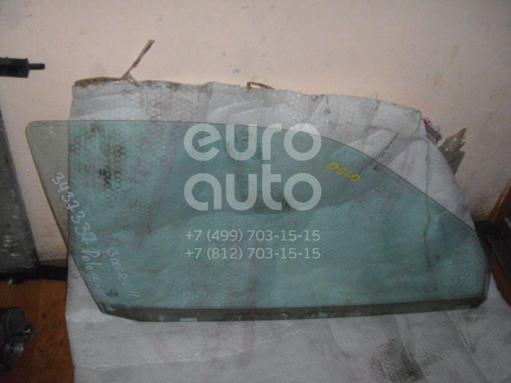Стекло двери передней правой для VW Polo 1999-2001 - Фото №1